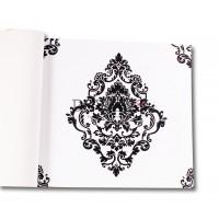 Design Time 1201 Damask Desen Duvar Kağıdı Yerli