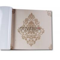 Design Time 1202 Damask Desen Yerli Duvar Kağıdı