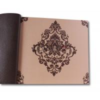 Design Time 1205 Damask Desen Yerli Duvar Kağıdı