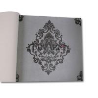 Design Time 1206 Damask Desen Duvar Kağıdı Yerli