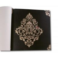 Design Time 1207 Damask Desen Yerli Duvar Kağıdı
