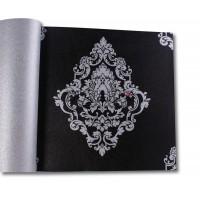 Design Time 1208 Damask Desen Duvar Kağıdı Yerli