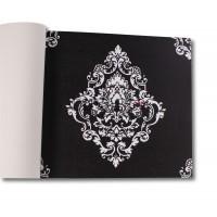 Design Time 1209 Damask Duvar Kağıdı Yerli