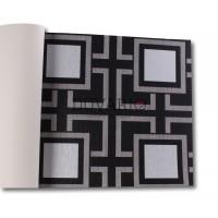 Design Time 1304 Karışık Şekilli Yerli Duvar Kağıdı