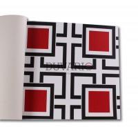 Design Time 1307 Karışık Desen Yerli Duvar Kağıdı