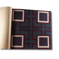 Design Time 1308 Kutucuklu Yerli Duvar Kağıdı