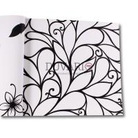Design Time 1401 Çiçek Motifli Duvar Kağıdı