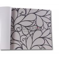 Design Time 1406 Çiçek Desen Yerli Duvar Kağıdı