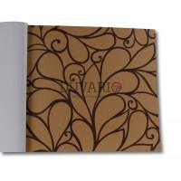 Design Time 1407 Çiçek Desen Yerli Duvar Kağıdı
