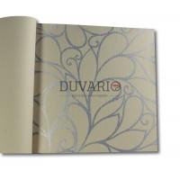 Design Time 1408 Çiçek Motifli Yerli Duvar Kağıdı