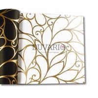 Design Time 1410 Çiçek Desenli Duvar Kağıdı Yerli