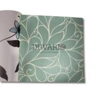 Design Time 1413 Çiçek Desen Yerli Duvar Kağıdı