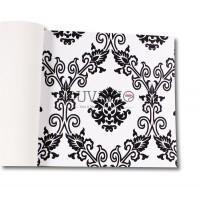 Design Time 1501 Damask Desen Duvar Kağıdı piya