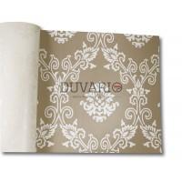 Design Time 1503 Damask Desen Duvar Kağıdı Yerli
