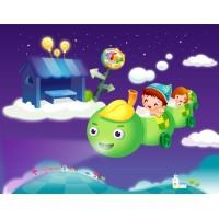 Çocuk Odası Duvar Posteri C2-13
