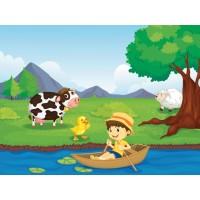 Çocuk Odası Duvar Posteri 100571383
