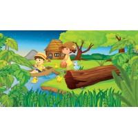 Çocuk Odası Duvar Posteri 101496964