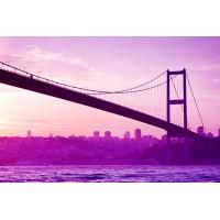 İstanbul Duvar Posteri A301-001