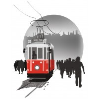 İstanbul Duvar Posteri 104740538