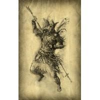 Karakalem Duvar Posteri 59740019