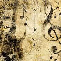 Müzik & Dans Duvar Posteri A209-002