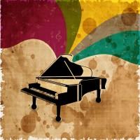Müzik & Dans Duvar Posteri A209-004