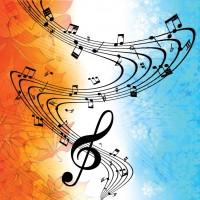 Müzik & Dans Duvar Posteri 116440198