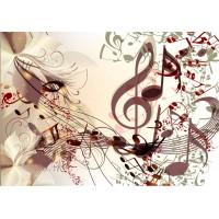 Müzik & Dans Duvar Posteri n207