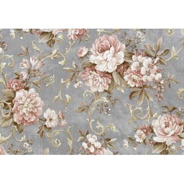 Nadia 9713-3 Çiçek Duvar Kağıdı İthal