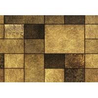 Nadia 9714-4 Taş Desenli İthal Duvar Kağıdı
