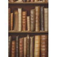 Bluff F923-38 Kütüphane Duvar Kağıdı