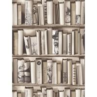 Kaleidoscope E82208 Kitaplık Duvar Kağıdı