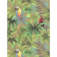 Kaleidoscope J92902 Papağanli Duvar Kağıdı