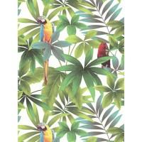 Kaleidoscope J92914 Papağan Ağaç Görünümlü Duvar Kağıdı