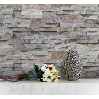 Bossini 2205-01 3D Taş Desenli Duvar Kağıdı 10 m2