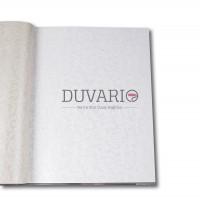 Exclusive 2002-7 Kabartmalı Sade Duvar Kağıdı