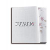 Exclusive 302-1 Kendinden Desenli Sade Duvar Kağıdı