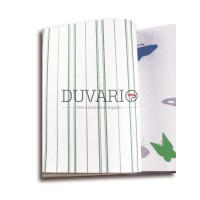 Exclusive 9080 Yeşil Çizgili Duvar Kağıdı