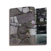 Exclusive 9260 Kayra Taş Desen Duvar Kağıdı