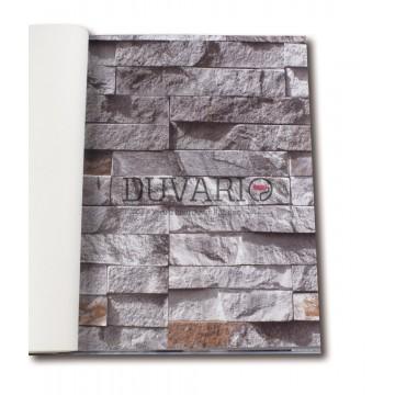 Exclusive 9350 Üç Boyutlu Taş Desen Duvar Kağıdı